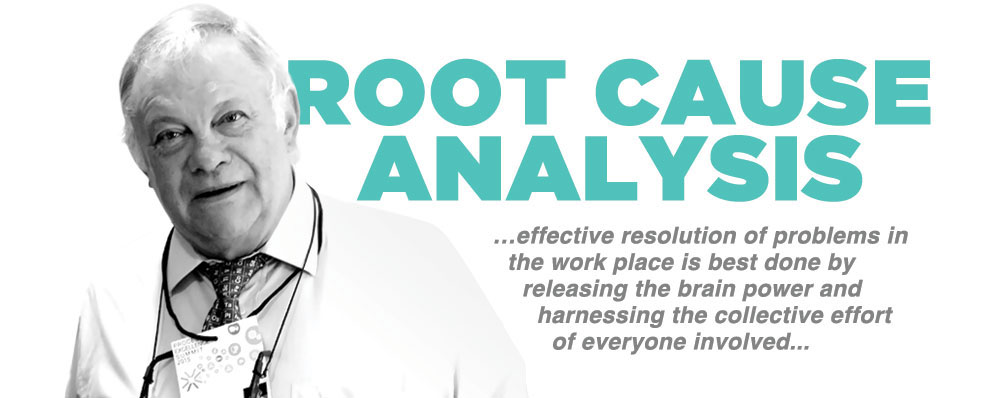 Root cost analysis template